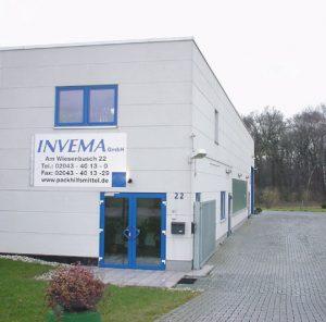 INVEMA Verwaltungsgebäude